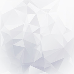 White diamond facet texture - bright background
