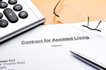 Contract for Assisted Living