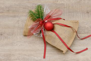 Weihnachtsmannbeutel
