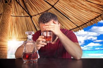 Drinking on vacation