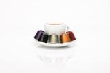 Fototapety Coffee's capsule