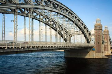 мост и башни