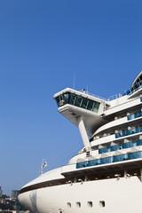 Large ocean liner