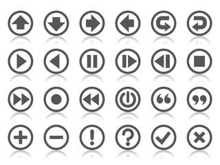 Control Panel Icons