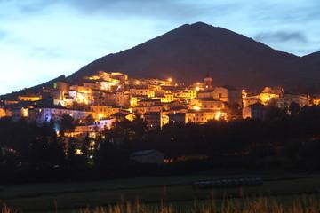 Rivisondoli by night