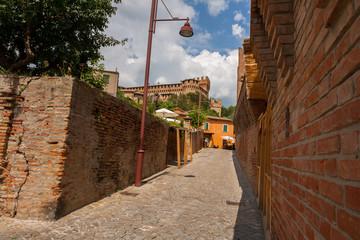 Gradara, Marche, Italia