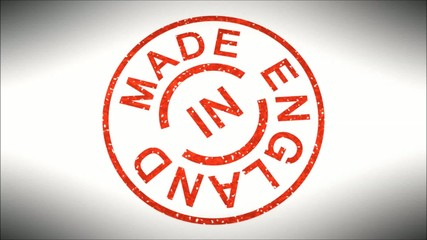 Stempel Made in England