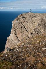 Nordkapp - nördlichster Punkt Europas