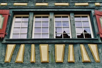 Fachwerk in Stein am Rhein