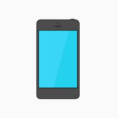 Modern Flat SmartPhone