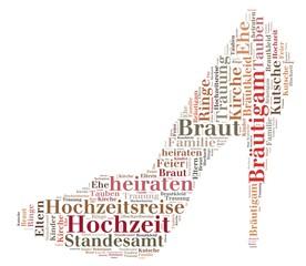 Brautschuh
