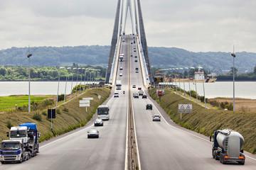 Normandy Bridge, France