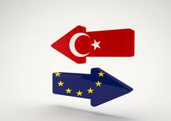 Arrow EU-Turkey
