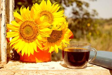 Кофе. Утро