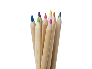 Colored Pencil - Stock Image