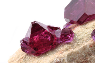 tschermikit (mineral look like amethyst)