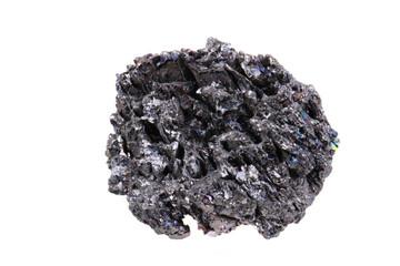 synthetic corundum mineral (look like meteor)