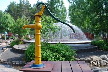 trinkwasserpumpe