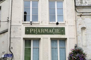 vieille pharmacie