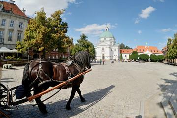 Rynek Nowego Miasta w Warszawie