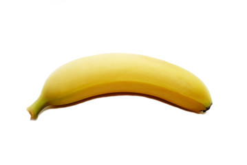 Nutritious Ripe Banana as Part of a Healthy Snack