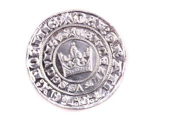 historical czech coin (silver)