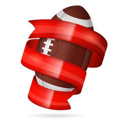 American Football Poster