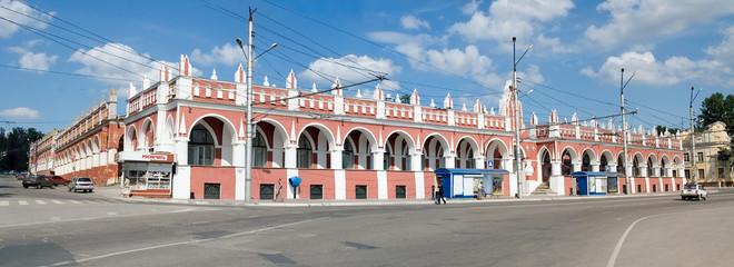 Gostiny Dvor in Kaluga, Russia