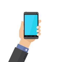 SmartPhone Marketing Concept