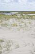 canvas print picture - Strand,Salzwiesen,Priele an der Nordseeküste