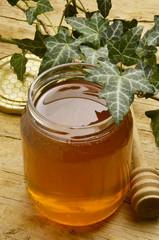 Honey ivy Miele di edera Hiedra miel мед плющ Honig Efeu