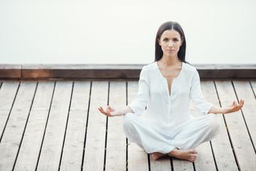 Yoga is my life.