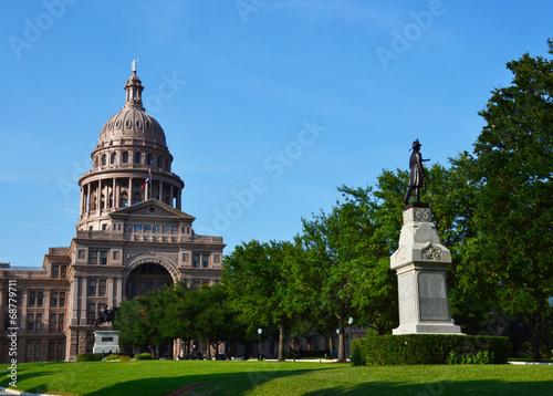 Fotobehang Texas State Capitol, Austin, Texas