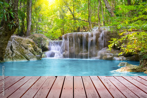 Wall Murals Waterfalls waterfall