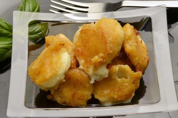 Mozzarella Cucina italiana Mozzarella in carrozza モッツァレッラ