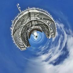 Antenne orbitale