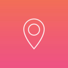 Location  - Finely crafted line icons