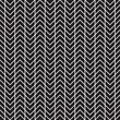 Seamless chevron pattern background