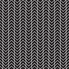 Seamless chevron pattern background