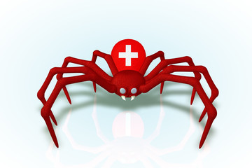 Switzerland Swiss Spider