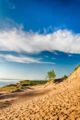 Michigan Sand Dunes