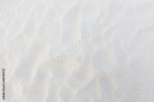 canvas print picture white sand background