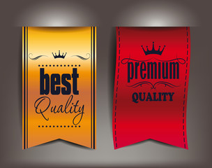 Best and premium quality vector labels