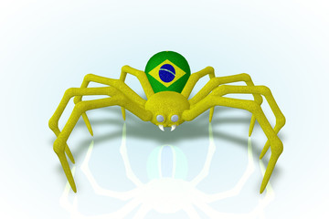 Bob, The Brazilian Spider