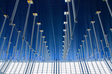 Airport terminal - Architectural detail