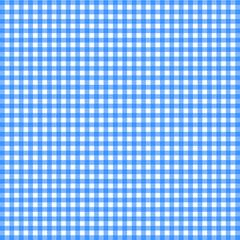 Bayern Tischdecke blau