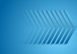 Abstract big arrows tech background