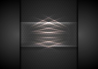 Abstract dark modern background
