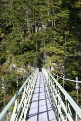 現代の吊り橋