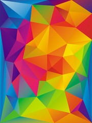 Colorful abstract background, vector illustration.